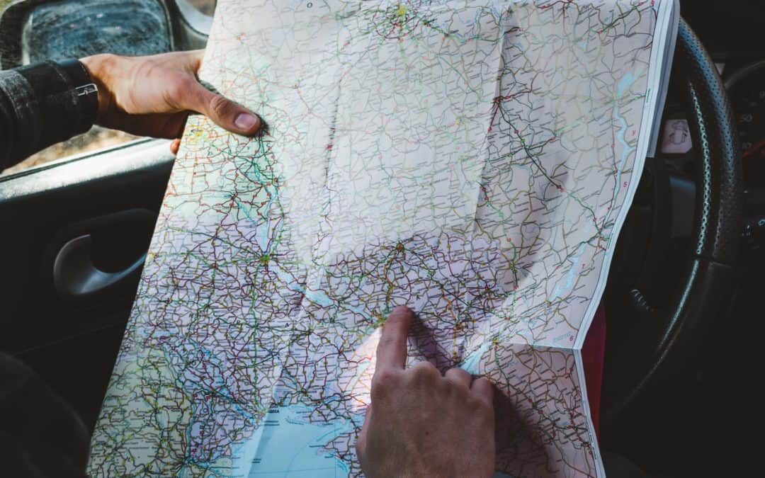 It Starts With a Map